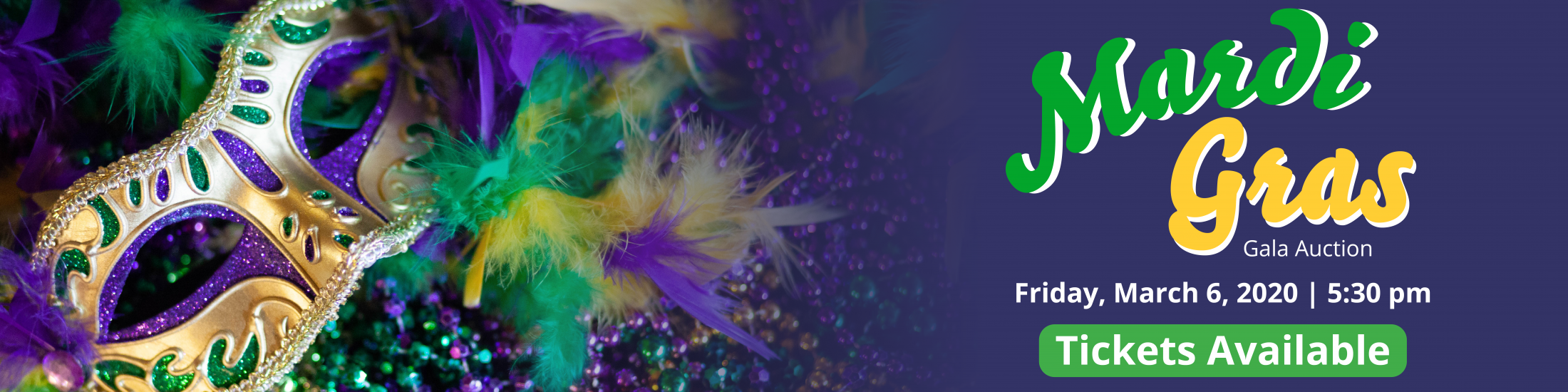Mardi Gras 2020 - purchase tickets